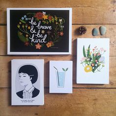 A5 Anna Karina print by watersounds on Etsy