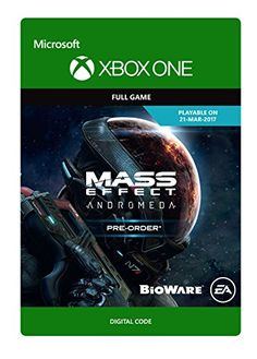 #10: Mass Effect Andromeda - Pre-load - Xbox One Digital Code