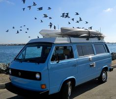 Vanagon Air Cooled VW Camper van bus T25 #KONI #KONIExperience #KONIImproved
