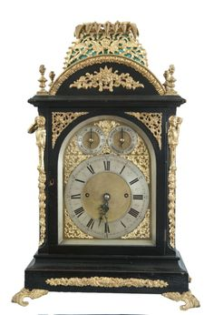 Relojes. Reloj inglés de sobremesa tipo