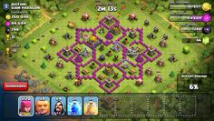 clash of clans mod july