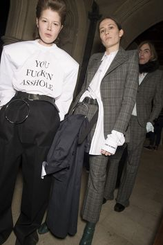 Demna Gvasalia is leading fashion's march towards the new, heading the charge into a new system, new silhouette and new sense of experimental avant-garde possibility.