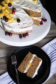 Gluten Free Sweets, Gluten Free Baking, Dairy Free Recipes, Baking Recipes, Cookie Recipes, Dessert Recipes, Gluten Free Gingerbread, Gingerbread Cake, Healthy Desserts