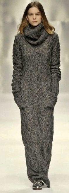 Dzianiny szydelkiem i na drutach najwiekszych kreatorow mody i zupelnie nieznanych.