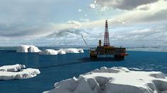 Even though the Arctic is melting at an alarming rate, there are plans to drill in the Arctic more than we already are.