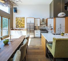 House 23 - contemporary - Kitchen - Toronto - Peter A. Sellar - Architectural Photographer
