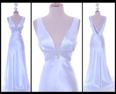 Gorgeous Vintage-Inspired One Shoulder Wedding Dress for $98