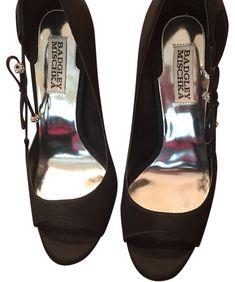 cceaab1fe97 Badgley Mischka Black Formal Shoes Size US 8 Regular (M