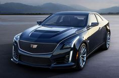 The 2016 Cadillac CTS-V presents just a sort of a car we fancy. Absolutely from every single angle, it's perfect. Starting from its magnificent and highly attractive