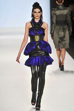 Fashion Me Fabulous: Seth Aaron Henderson Collection Look-By-Look