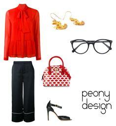 """Peony Design"" by teri-peony on Polyvore featuring MICHAEL Michael Kors, Le Ciel Bleu, Rupert Sanderson, ALDO and STELLA McCARTNEY"