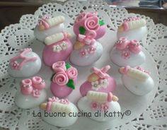 La buona cucina di Katty: confetti decorati