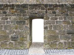 Hradby Města, Přírodní Kameny, Průchod, Oblouk