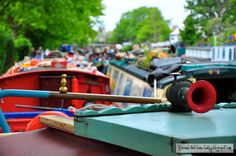 London Canals Via: Behind The Lens Lukey: