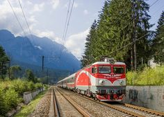 Locomotive, Transportation, David, Journey, Urban, Photo And Video, World, Scenery, The Journey