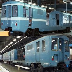 A Sustainable Reclamation Plan for cars Trains, Metro Paris, Montreal Ville, History Memes, Busses, Hui, Recreational Vehicles, Transportation, Landscapes