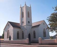 This picture is a building of a 'Church' but it is just a building where the real church (people) gather