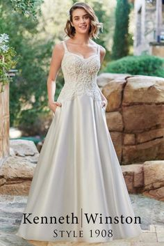 7 Impressive Dream Wedding Dresses Princesses Vera Wang All Time Best Ideas.Boho Wedding Dress Backless Bohemian Pictured in Cafe also available in Ivory or White. Order in any size from 2 to 28 or with your own custom measurements. Find a store near you at KennethWinston.com