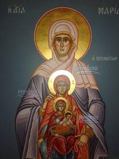 An Icon of Christ's Maternal Lineage Orthodox Prayers, Orthodox Catholic, Catholic Art, Byzantine Icons, Byzantine Art, Writing Icon, Greek Icons, Church Memes, Church Icon