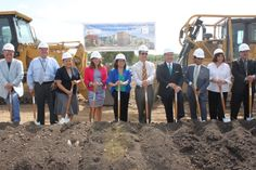 The San Juan III Groundbreaking for The NRP Group LLC and San Antonio Housing Authority ~ September 2013