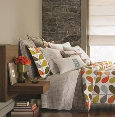 Sneak Preview: Orla Kiely Bedding for Bed, Bath & Beyond    ok2sm.jpg feeling-at-home