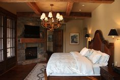 Montana Home Builders Dream Master Bedroom, Master Bedrooms, Montana Homes, Home Builders, Custom Homes, Building A House, Sweet Home, Construction, Bed Rooms