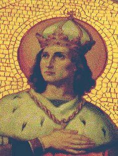 St. Casimir of Poland | http://www.saintnook.com/saints/casimirofpoland | a year of prayer: 365 Rosaries: March 4: Saint Casimir the Peacemaker