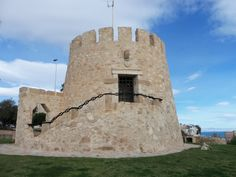 Tower at Torrevieja, Spain