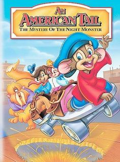 An American Tail: The Mystery Of The Night Monster (DVD) by Universal