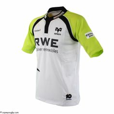 Ospreys - Away Jersey Welsh Rugby, Tree Decorations, Christmas Tree, Colours, Teal Christmas Tree, Nursery Tree Mural, Xmas Trees, Christmas Wood