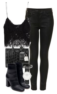 A fashion look from February 2016 featuring lace tank tops, topshop jeans and short boots. Browse and shop related looks. Cosplay Outfits, Edgy Outfits, Teen Fashion Outfits, Simple Outfits, Pretty Outfits, Cool Outfits, Womens Fashion, Mode Rockabilly, Future Clothes