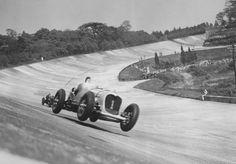 John Cobb Racing 1935