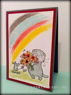 Die Stempelkatzen – The Stamping Cats | Individuelle und mit Liebe handgemachte Karten und mehr …