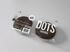 New brand identity for Dots, Spain´s top selling doughnuts and bakery brand.