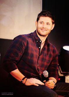 Jensen at JIB3. That shirt is pretty on him.