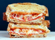 30 Grilled Cheese Sandwiches You Didn't Know Could Possibly Exist (Photos)