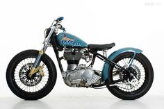 Enfield hard tail