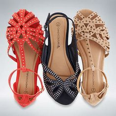 Ladies Art Deco Sandals $15.00
