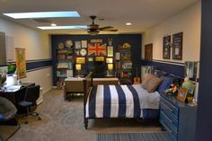 Life & home at 2102: TWEEN BOY BEDROOM BEFORE & AFTER