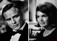 Marlon Brando enjoyed two nights of passionate sex with Jacqueline Kennedy and wanted to bare the intimate details to the world, a new book reveals.