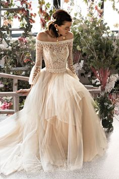 Tulle wedding skirt - Wedding Dress Trends We Love For 2020 Brides – Tulle wedding skirt Luxury Wedding Dress, Wedding Dress Trends, Backless Wedding, Wedding Dress Styles, Designer Wedding Dresses, Wedding Gowns, Bridal Gown, Wedding Ideas, Bridal Looks