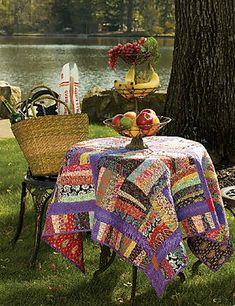 love the fabrics and pattern!