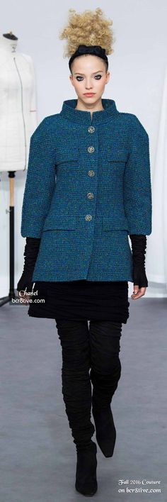 Chanel - The Best Fall 2016 Haute Couture Fashion