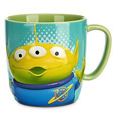 Mug avec inscription Les Aliens de Toy Story