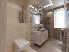Znalezione obrazy dla zapytania nowoczesne łazienki w mieszkaniu