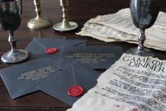 Game of Thrones Party invites