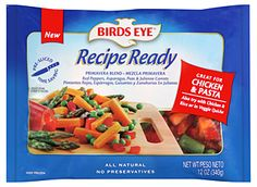 Birds Eye Ready Recipe Coupon - Save $1 - FREE at Walmart! - http://www.livingrichwithcoupons.com/2013/10/birds-eye-coupon-1-off-free-walmart.html