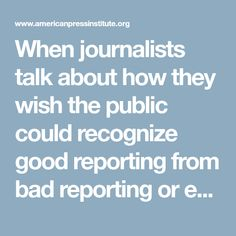 Journalists can change the way they build stories to create organic news fluency - American Press Institute American Press, Public School, Curriculum, Schools, Literacy, News, Journalism, Collaboration, Resume