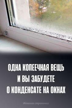#как #избавиться #от #конденсата #на #окнах