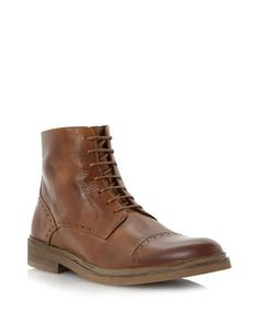 7ceb01770e Browse Dune London's latest collection of men's casual boots; Shop suedes,  buckle details and brogue boots to keep your style in top shape.